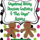 Welcome the holiday season with these fun gingerbread themed activities!In the