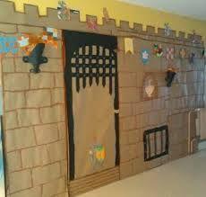 decoracion aula castillo medieval - Buscar con Google