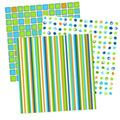 Our Nest of 3: Free Printable Wrapping Paper or Scrapbooking Paper