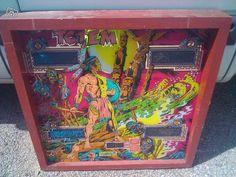 Flipper gottlieb vintage Consoles & Jeux vidéo Bouches-du-Rhône - leboncoin.fr