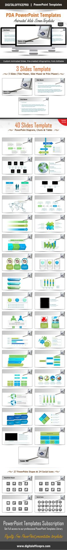 Winter Park PowerPoint Template Backgrounds Winter park and Template - winter powerpoint template