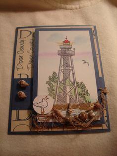 Plum Island Range Light, Door County, Wisconsin