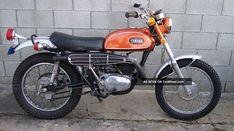1971 Yamaha DT1 250 Enduro