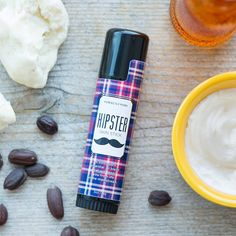 Hipster skin stick! Calm your mood, ease your spirits and soothe your skin with this detoxifying blend of edgy essential oils.