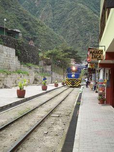 Peru Rail... A bordo