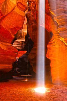 ✯ Inside Antelope Canyon - Page, AZ