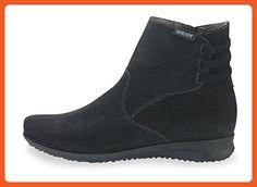 Mephisto Women's Fenna Boot,Black Bucksoft,8 M US - Boots for women (*Amazon Partner-Link)