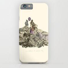 Lima. Bear and maiden. iPhone & iPod Case by Max-o-matic - $35.00