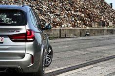 Gallerij: Test BMW X5 M