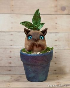 Cat Mandrake by Furrykami-creatures