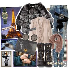 french outfit ideas for 2017 (2)