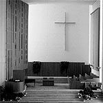 First Christian Church - Eliel Saarinen - Great Buildings Online