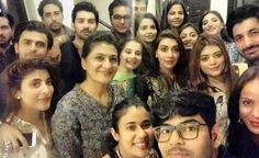 Humayun Saeed and his wife invited many renowned celebrities for Sehri last night, and it was surely a star-studded event  #SoFaizash #SOHappening #Bloggers #Pakistan #HumayunSaeed #PakistaniActor #sehri #celebritynews #Aboutlastnight