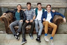 I have this pic hanging in my room  btr big time rush