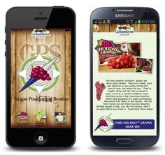Columbine Vineyards iPhone u0026 Android APP by MC Solutions & Aslan Cold Storage iPhone u0026 Android APP by MC Solutions ...