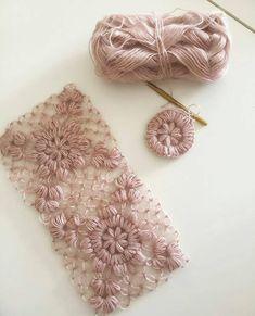 Crochet Motifs, Crochet Squares, Crochet Shawl, Crochet Stitches, Crochet Baby, Diy Crafts Knitting, Diy Crafts Crochet, Crochet Projects, Baby Knitting Patterns