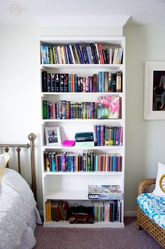 How To Build A Bookcase (Easy Peasy!)