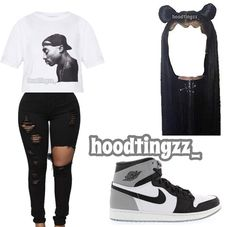 Boujee Outfits, Baddie Outfits Casual, Swag Outfits For Girls, Cute Outfits For School, Teenage Girl Outfits, Friend Outfits, Teenager Outfits, Teen Fashion Outfits, Girly Outfits