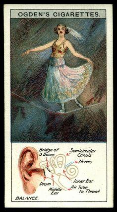 Cigarette Card - Balance by cigcardpix, via Flickr