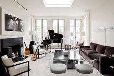 NYC - Sprawling Upper East Side Mansion