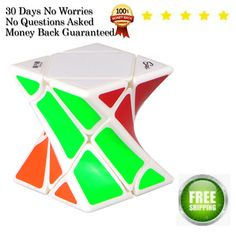 Advertisement - TOP QUALITY Professional Twisty Magic Speed Cube Game BEST Gift for Adult Pyramid Game, Puzzle Toys, Puzzle Games, Speed Games, Cube Games, Brain Teaser Games, Cube Toy, Cube Puzzle, Adult Games