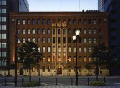 1973年5月完成「大阪大林ビル」_ウェディングサロンイノウエ_ウェディングライブラリー_レストランウェディング