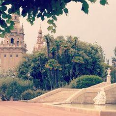barcelona garden palace albeniz