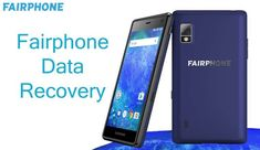 How To Recover Deleted or Lost Data From Fairphone. If your Fairphone phone data got lost or deleted due to any reasons that you wish to recover, then this post will tell you the easiest way to retrieve data from Fairphone phones. Recovery Tools, Data Recovery, Recover Deleted Photos, Software Support, Whatsapp Message, Android Smartphone, Sd Card, Phones