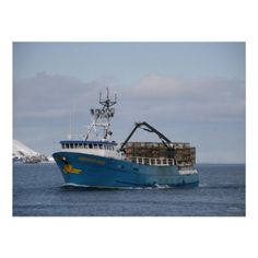 Crab boat Dutch Harbour...just another one of his adventures!