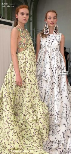 Giambattista Valli Couture Fall 2015-16