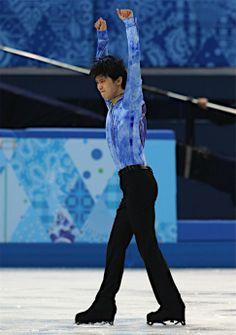 羽生の演技 | Yuzuru Hanyu | Sochi 2014 Men's SP