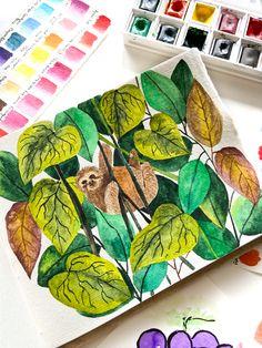 Watercolor painting Watercolour Painting, Paper, Idea Paint