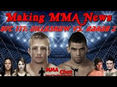 UFC 177: Dillashaw vs. Barao 2 Main Card Predictions (Live Broadcast) -   On 'The MMA Live Chat Show' Season 2 Episode 33 show, Damon Gesell and Rich Davie briefly discuss the UFC 177: Dillashaw vs. Barao 2 event, give their main card predictions, and chat other MMA news.  @DGfishingtime @RichDavie @MMALiveChatHour #UFC177 #DillashawVsBarao #CastilloVsFerguson #CejudoVsJorgensen #MMALiveChatShow #MMA #MMAChat  Recorded Live : Wenesday August 27, 2014