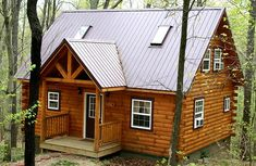 Luxury Hocking Hills Cabin for Rent - Lovers Loft Cabin (this is my new favorite!!)