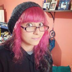 Pink hair :) #pastelhair