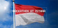 Hackathon at Istana : Berkonstribusi untuk Indonesia Lewat Code | IdCloudHost