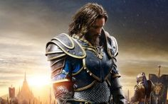 Anduin Lothar Warcraft Movie