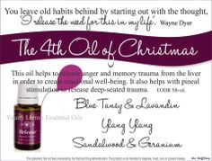 oil of Christmas with Young Living essential oils Therapeutic Grade Essential Oils, Essential Oil Uses, Young Living Oils, Young Living Essential Oils, Young Living Release, Continuing Education, Essentials, How To Apply, Trauma