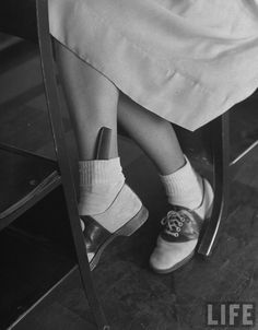 Teenage life in the 1940s