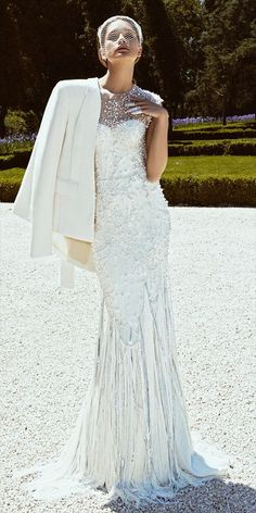 Cristina Savulescu 2016 Wedding Dress