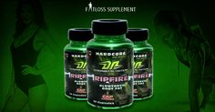 Domin8r Nutrition Ripfire is a Best Fat Burner Supplement.