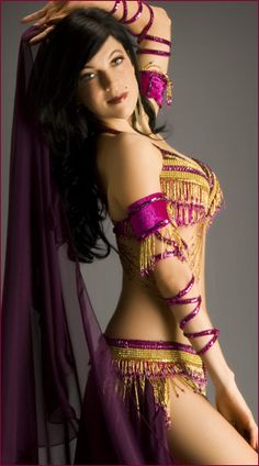 Purple, PInk, and Gold bella