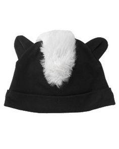 Baby skunk hat (Kaylee's)! :o)