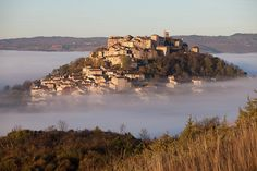 France, Tarn, Cordes sur Ciel. My friends got married here! Just beautiful.
