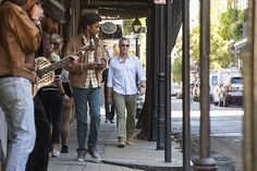 The NCIS team investigates the murder of a Petty Officer found in a Mardi Gras float storage facility with an engagement ring and proposal plan in hand. However, the case takes a mysterious turn when the team is unable to locate his supposed long-term girlfriend, on NCIS: NEW ORLEANS,18 2014 (9:00-10:00, ET/PT), on the CBS Television Network. Pictured L-R: Shawn Carter Peterson as Marco Drayer and Scott Bakula as Special Agent Dwayne Pride Photo: Skip Bolen/CBS ©2014 CBS Broadcasting, Inc…