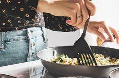 Dĺžka vášho života závisí od teploty panvice. Fit, Kitchen, Cooking, Shape, Kitchens, Cuisine, Cucina