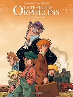 Le train des orphelins : ses petits héros sont terriblement proches d'un Tom Sawyer et d'un Huckleberry finn, tant sur le plan physique que moral