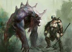 Beast | MAGIC: THE GATHERING
