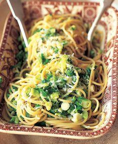 Scallion Spaghetti Collins