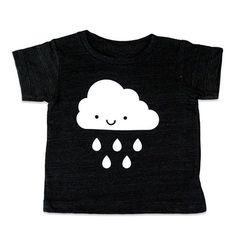 Whistle & Flute Kids Kawaii Cloud T-shirt // My Lil Sweet Pea #kids